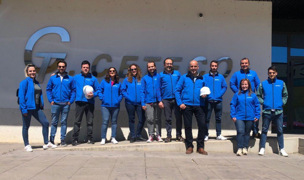 Equipo Grupo CETECO